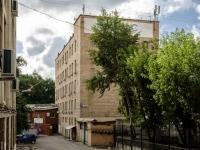 Басманный район, улица Большая Почтовая, дом 18/20СТР6. офисное здание