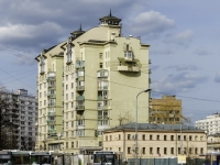 Basmanny district,  , house 3 с.5. Apartment house