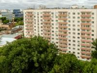 Basmanny district,  , house 11/14. Apartment house