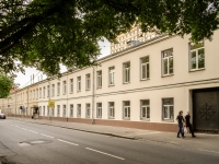 Basmanny district,  , house 2/2СТР1. office building