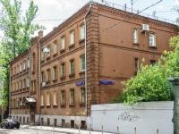 Басманный район, Малый Демидовский переулок, дом 4 к.5СТР7. многоквартирный дом