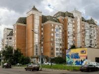 Басманный район, набережная Рубцовская, дом 2 к.1. многоквартирный дом
