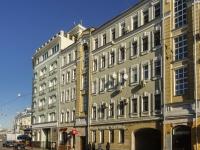Zamoskvorechye,  , house 7 с.1. Apartment house