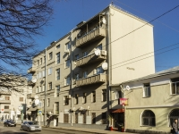 Zamoskvorechye,  , house 17 с.1. Apartment house