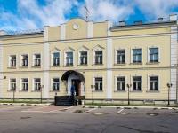 Москва, Замоскворечье, Климентовский пер, дом10 с.3