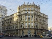 Замоскворечье, улица Валовая, дом 2-4/44СТР1. многоквартирный дом