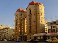 Замоскворечье, улица Валовая, дом 21. многоквартирный дом