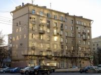 Замоскворечье, улица Валовая, дом 29. многоквартирный дом