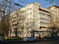 Замоскворечье, улица Новокузнецкая, дом 4/12СТР1. многоквартирный дом