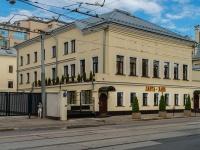 Замоскворечье, улица Новокузнецкая, дом 9 с.1. банк