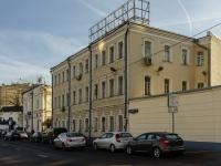 Замоскворечье, набережная Овчинниковская, дом 6 с.3. офисное здание