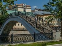 Замоскворечье, набережная Овчинниковская. мост Садовнический