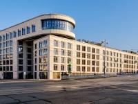 Замоскворечье, улица Садовническая, дом 29. многоквартирный дом
