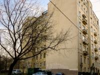 Замоскворечье, Старый Толмачевский переулок, дом 17 с.1. многоквартирный дом