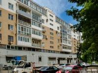 Замоскворечье, Старый Толмачевский переулок, дом 3. многоквартирный дом