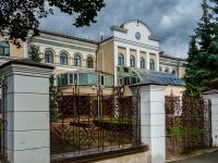 Замоскворечье, Старый Толмачевский переулок, дом 6. органы управления Постоянное Представительство Республики Адыгея при Президенте РФ