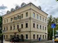Замоскворечье, Старый Толмачевский переулок, дом 9. офисное здание