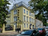 Замоскворечье, Старый Толмачевский переулок, дом 10. офисное здание