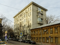 Zamoskvorechye,  , house 10. Apartment house