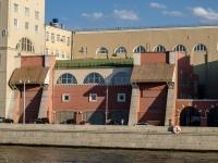 Замоскворечье, набережная Раушская, дом 6 с.1. офисное здание