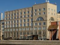 Замоскворечье, набережная Раушская, дом 8. офисное здание