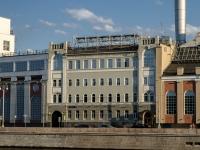 Замоскворечье, набережная Раушская, дом 10 с.2. офисное здание