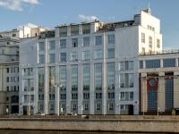 Замоскворечье, набережная Раушская, дом 14. офисное здание