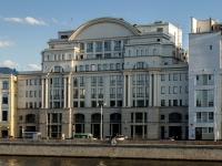 Замоскворечье, набережная Раушская, дом 16. офисное здание