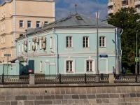Замоскворечье, Озерковский переулок, дом 1/18. офисное здание