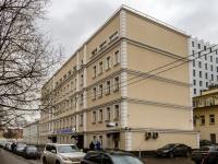 Замоскворечье, Озерковский переулок, дом 3. банк