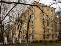 Замоскворечье, Озерковский переулок, дом 10. многоквартирный дом