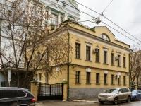 Замоскворечье, Озерковский переулок, дом 12. офисное здание