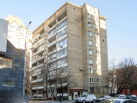 Замоскворечье, улица Зацепа, дом 22. многоквартирный дом