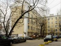 ,  , house 48/50СТР2. 公寓楼
