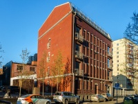 Замоскворечье, Монетчиковский 3-й переулок, дом 16 с.1. офисное здание