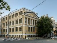 Zamoskvorechye,  , house 28 с.1. university