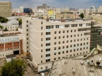 Zamoskvorechye,  . building under construction