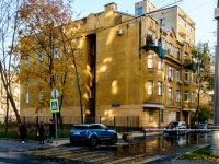 Замоскворечье, улица Малая Пионерская, дом 21 с.1. многоквартирный дом
