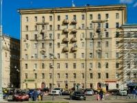 Zamoskvorechye,  , house 1Б с.1. Apartment house