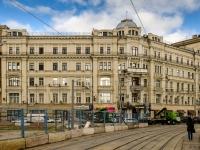 Zamoskvorechye,  , house 1 с.1. office building