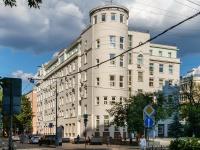 Замоскворечье, улица Татарская, дом 1. суд Замоскворецкий районный суд