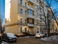 Замоскворечье, улица Татарская, дом 3 с.1. многоквартирный дом