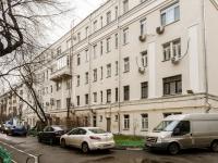 Замоскворечье, улица Татарская, дом 5 с.1. многоквартирный дом