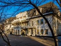 Замоскворечье, улица Татарская, дом 5 с.5. офисное здание