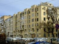 ,  , house 10А. 公寓楼