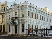 Красносельский район, улица Большая Лубянка, дом 14 с.1. офисное здание