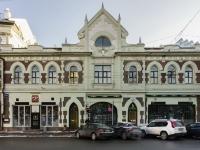 Красносельский район, улица Большая Лубянка, дом 24. многофункциональное здание