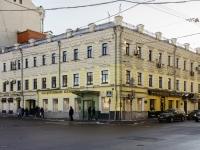 Красносельский район, улица Большая Лубянка, дом 30. многофункциональное здание