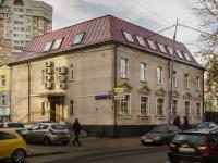 улица Верхняя Красносельская, дом 20 к.1. офисное здание
