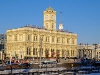 площадь Комсомольская, дом 3. вокзал Ленинградский